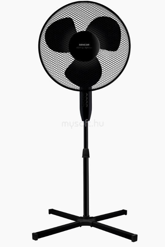 SENCOR SFN 4031BK fekete álló ventilátor