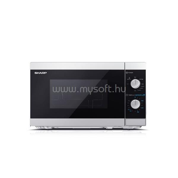 SHARP YC-MG01ES grilles mikrohullámú sütő