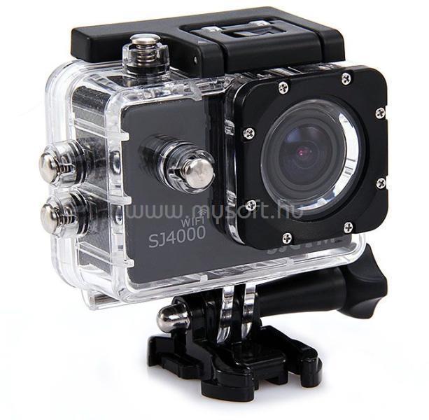SJCAM SJCSJ4000WF FullHD wi-fis akciókamera (fekete)