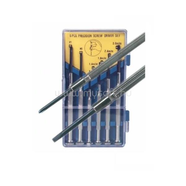 SMA CSH 1 fém csavarhúzó készlet
