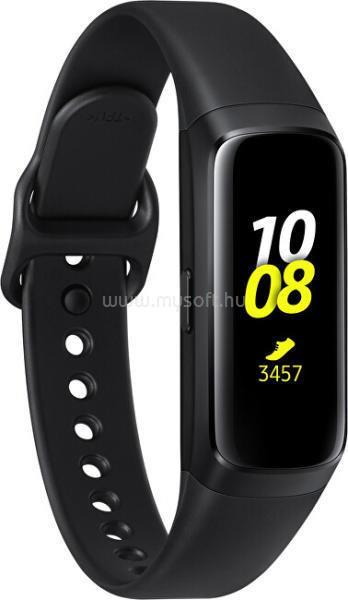 SAMSUNG Galaxy Fit Aktivitásmérő karpánt, Fekete