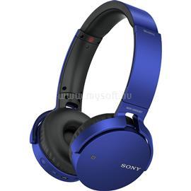 SONY MDRXB650BTL.CE7 kék vezeték nélküli fejhallgató 91cacc66d7