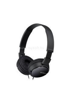 SONY MDRZX110B Fekete fejhallgató