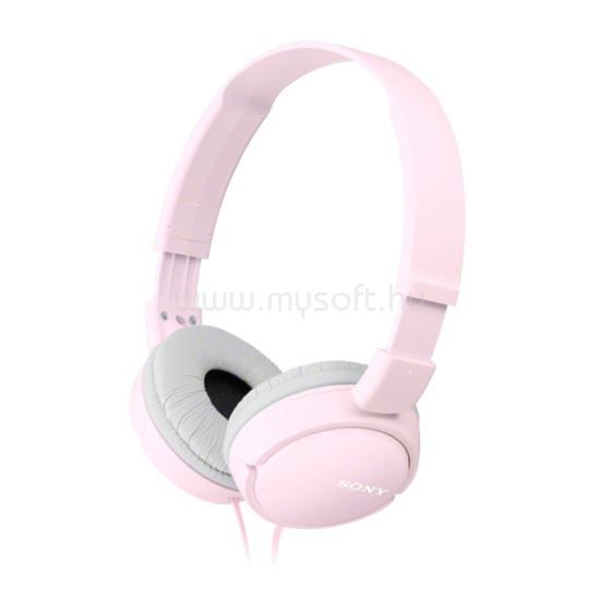 SONY MDRZX110P Rózsaszín fejhallgató