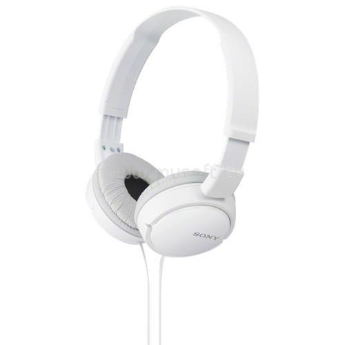 SONY MDRZX110W Fehér fejhallgató