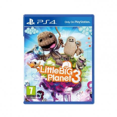 SONY PlayStation 4 LittleBigPlanet 3