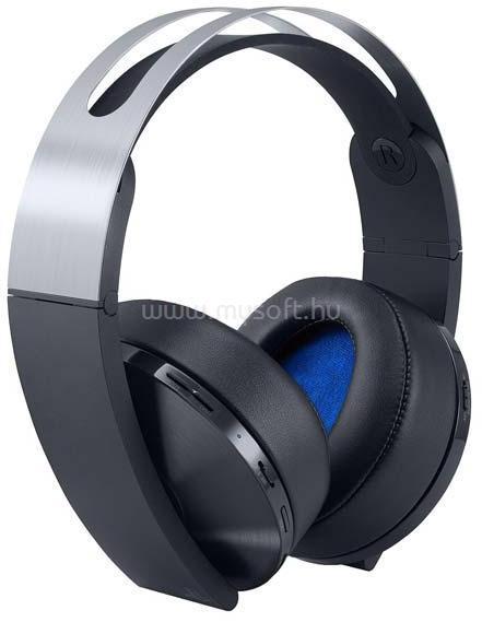 SONY PlayStation 4 Wireless Headset Platinum