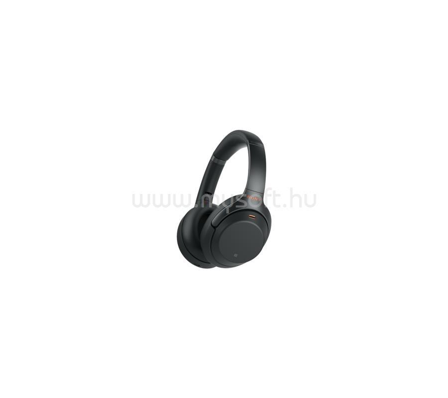 SONY WH1000X M3 Hi-Res aptX Bluetooth fekete fejhallgató