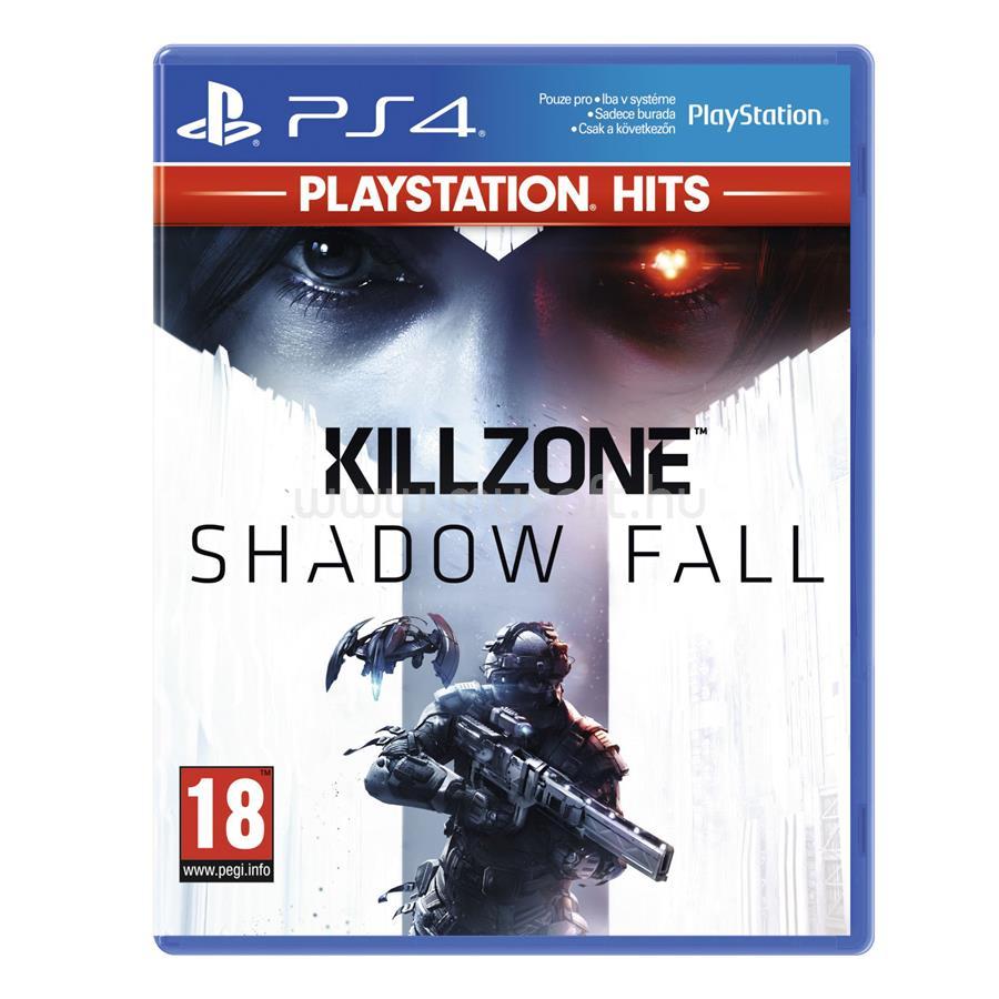 SONY Killzone Shadow Fall PS Hits játékszoftver