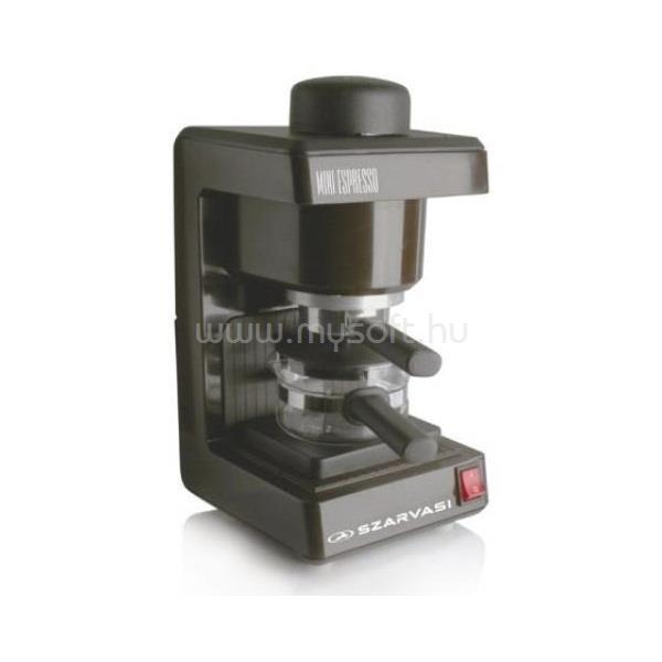 SZARVASI SZV612 szürke kávéfőző