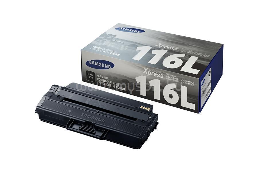 SAMSUNG Toner Black SL-M2625 SL-M2825ND SL-M2825DW SL-M2675F SL-M2675FN SL-M2875FD (3 000 oldal)