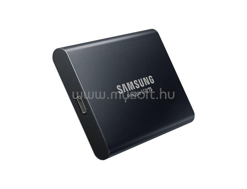 SAMSUNG SSD 1TB USB 3.1 T5, Fekete