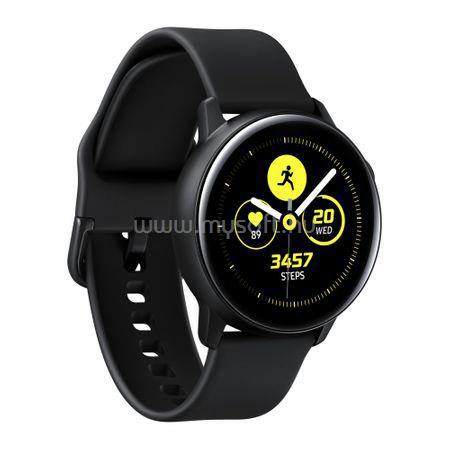SAMSUNG Galaxy Watch Active Okosóra, Fekete