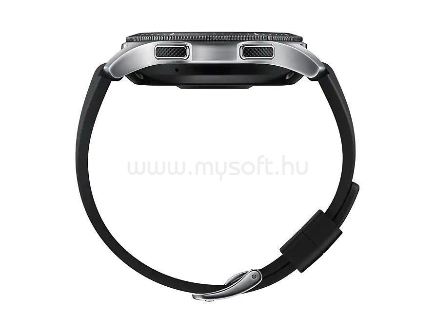 SAMSUNG Galaxy Watch Okosóra, 46 mm, Ezüst SM-R800NZSAXEH large