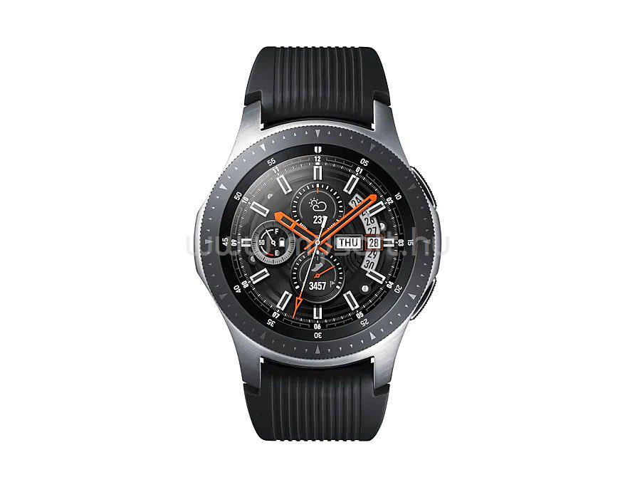 SAMSUNG Galaxy Watch Okosóra, 46 mm, Ezüst SM-R800NZSAXEH large