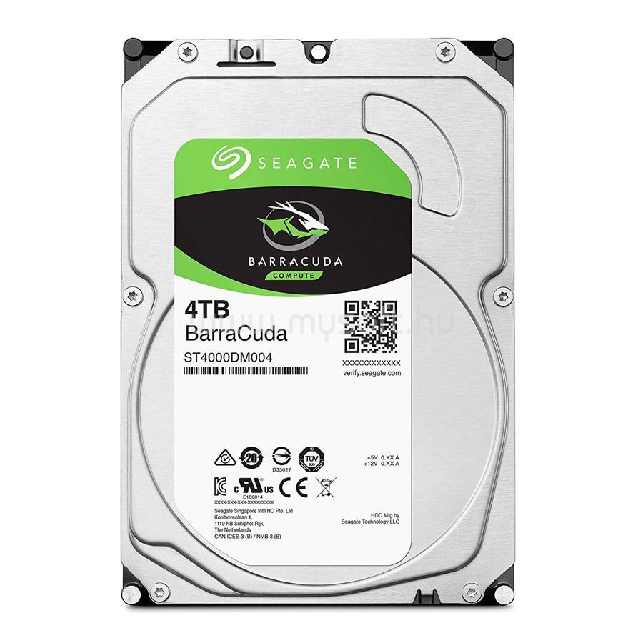 "SEAGATE HDD 4TB 3,5"" SATA 5400RPM 256MB Cache Barracuda Desktop"