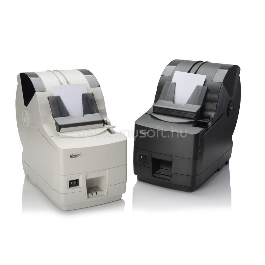 STAR TSP1000 címkenyomtató, USB, szürke
