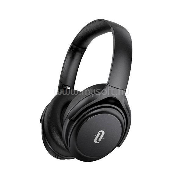 TAOTRONICS SoundSurge 85 Bluetooth aktív zajszűrős fekete fejhallgató