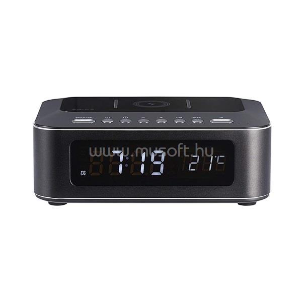 THOMSON CR-400iBT Bluetooth/USB/Jack/rádiós ébresztőóra vezeték nélküli töltővel