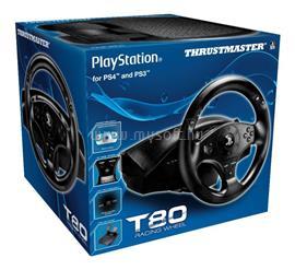 THRUSTMASTER T80 Játékvezérlő Kormány PS4/PS3 (4160598) 4160598