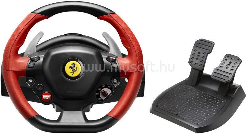 THRUSTMASTER Játékvezérlő Kormány Ferrari 458 Spider