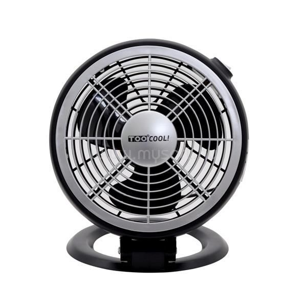 TOO 111-BS Asztali ventilátor (18 cm)
