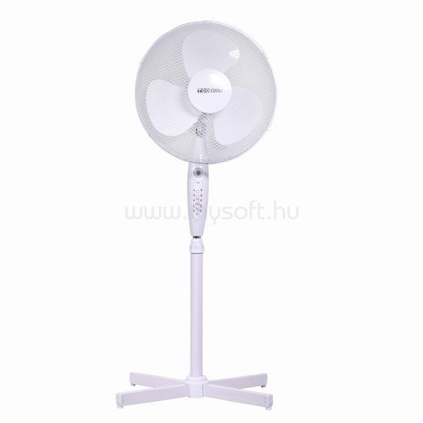 TOO 115-W-RC Álló Ventilátor (40 cm)