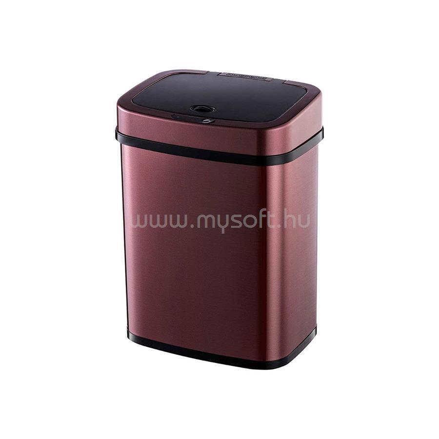 TOO Rószaarany rozsdamentes acél szenzoros szemetes (12 literes)
