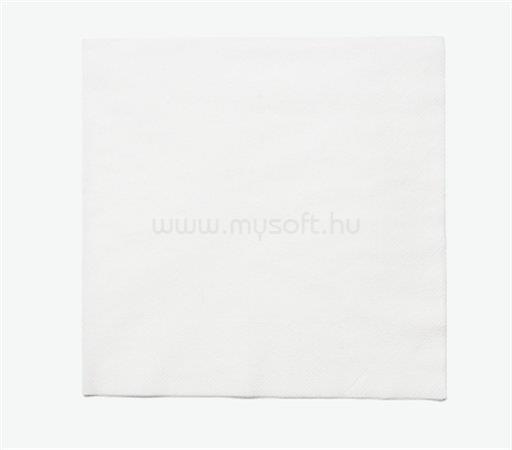 """TORK Szalvéta, 1/4 hajtogatott, 2 rétegű, 39x39 cm, Advanced, """"Dinner"""", fehér"""