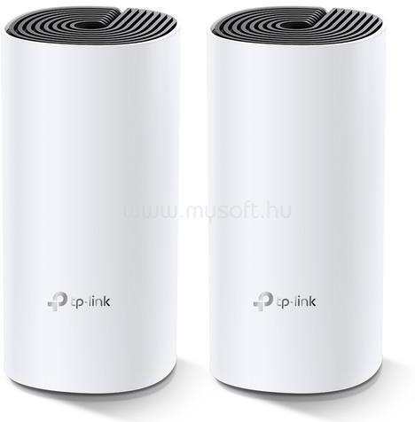 TP-LINK DECO E4  AC1200  Otthoni Wi-Fi Rendszer ( 2 darabos )