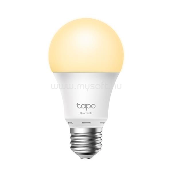 TP-LINK LED Izzó Wi-Fi-s E27, tompítható fénnyel, TAPO L510E