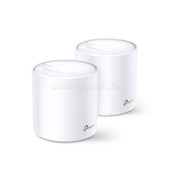 TP-LINK Wireless Mesh Networking system AX3000 DECO X60 (2-PACK)
