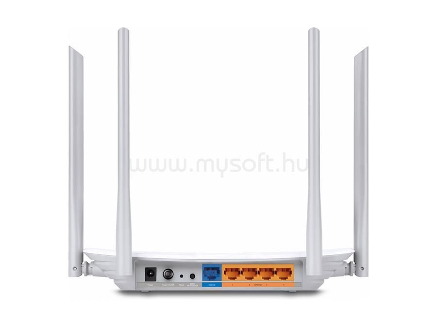 TP-LINK AC1200 vezeték nélküli Dual Band-es Router ArcherC50 large