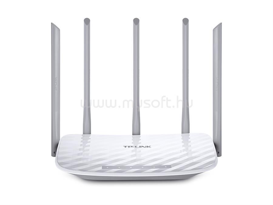 TP-LINK AC1350 vezeték nélküli dual bandes Router