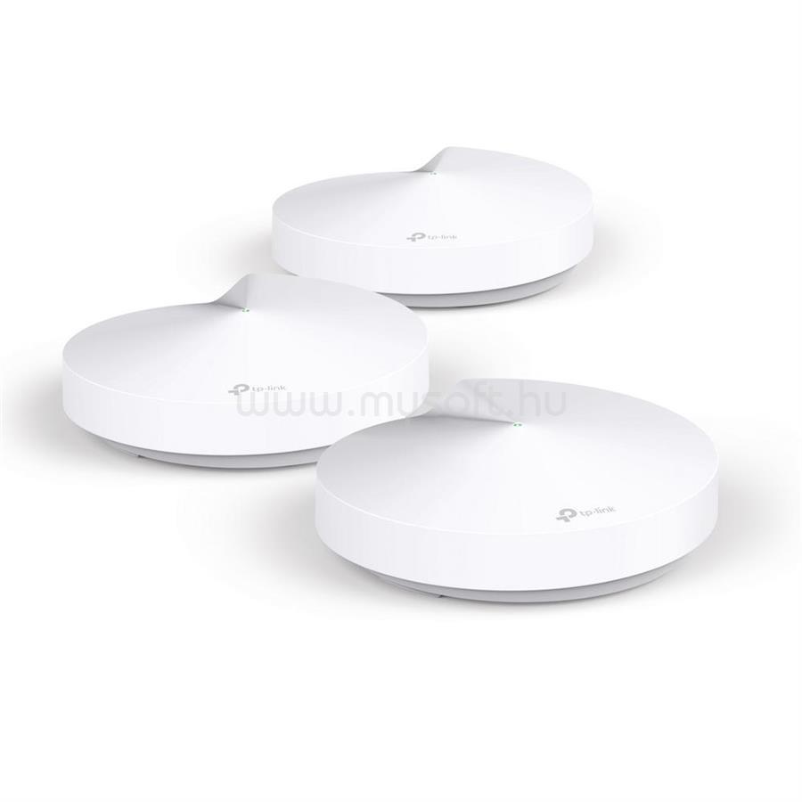 TP-LINK Deco M5 AC1300 Otthoni Wi-Fi Rendszer (3 darabos)
