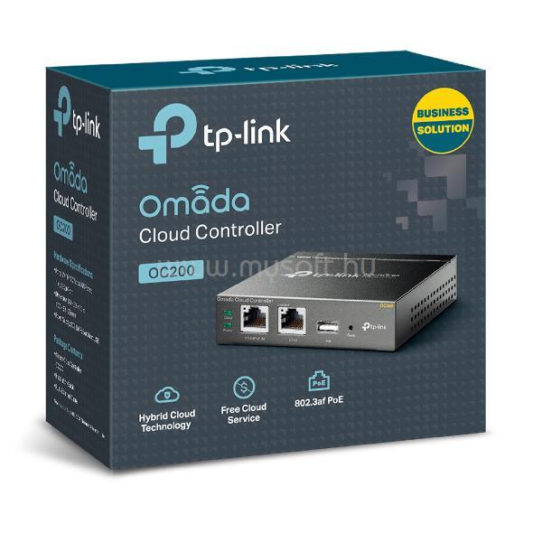 TP-LINK Omada Cloud Controller