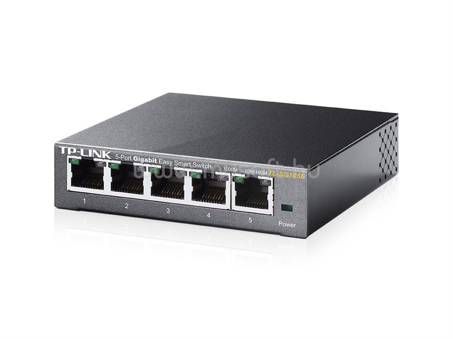 TP-LINK 5 portos Gigabites Easy Smart Switch