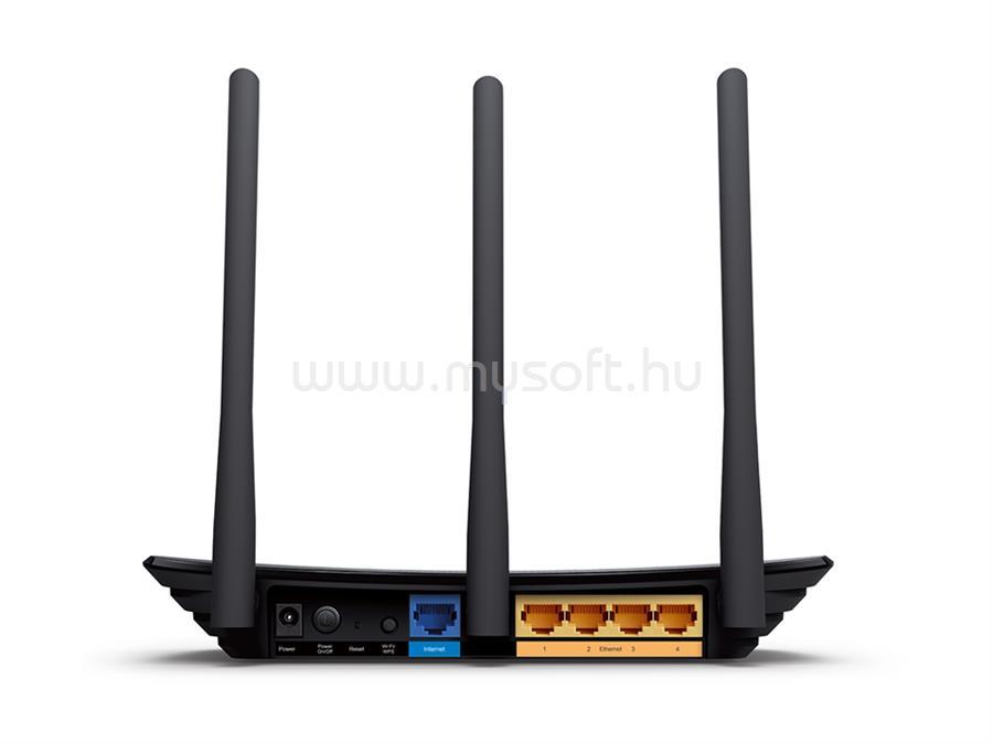 TP-LINK 450Mbps N-es vezeték nélküli Router TL-WR940N large