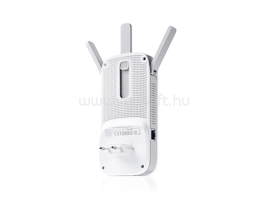 TP-LINK AC1750 Wi-Fi lefedettségnövelő RE450 large
