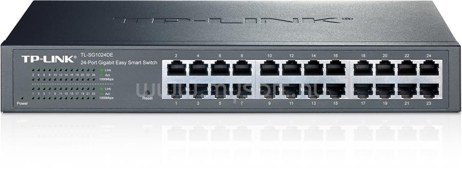 TP-LINK 24 portos Gigabites Easy Smart Switch