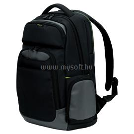 "Targus City Gear 17.3"" Laptop Backpack - Fekete, TCG670EU"