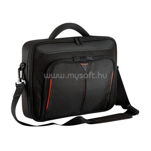 "TARGUS Classic+ Clamshell 15-15,6"" laptop táska (fekete)"
