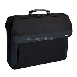 "Targus Intellect 17-17.3"" Clamshell Case - (fekete), TBC005EU"
