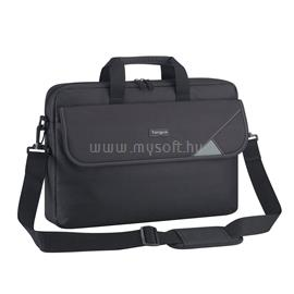 "Targus Intellect 15.6"" Topload Laptop Case - (fekete/szürke), TBT239EU"