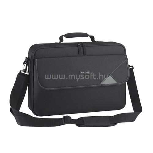 """TARGUS Intellect Clamshell 15,6"""" laptop táska (fekete/szürke)"""