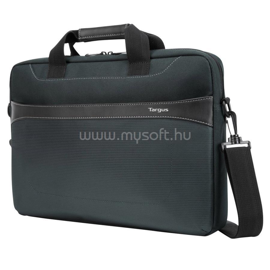 """TARGUS Geolite Essential 15.6"""" Laptop táska - Fekete"""