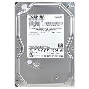 "TOSHIBA OEM HDD 3.5"" SATA3 1TB 7200rpm 32MB Cache"