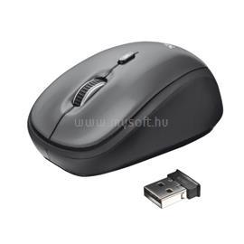 Trust Vezeték Nélküli Egér optikai USB Fekete f0910befc7