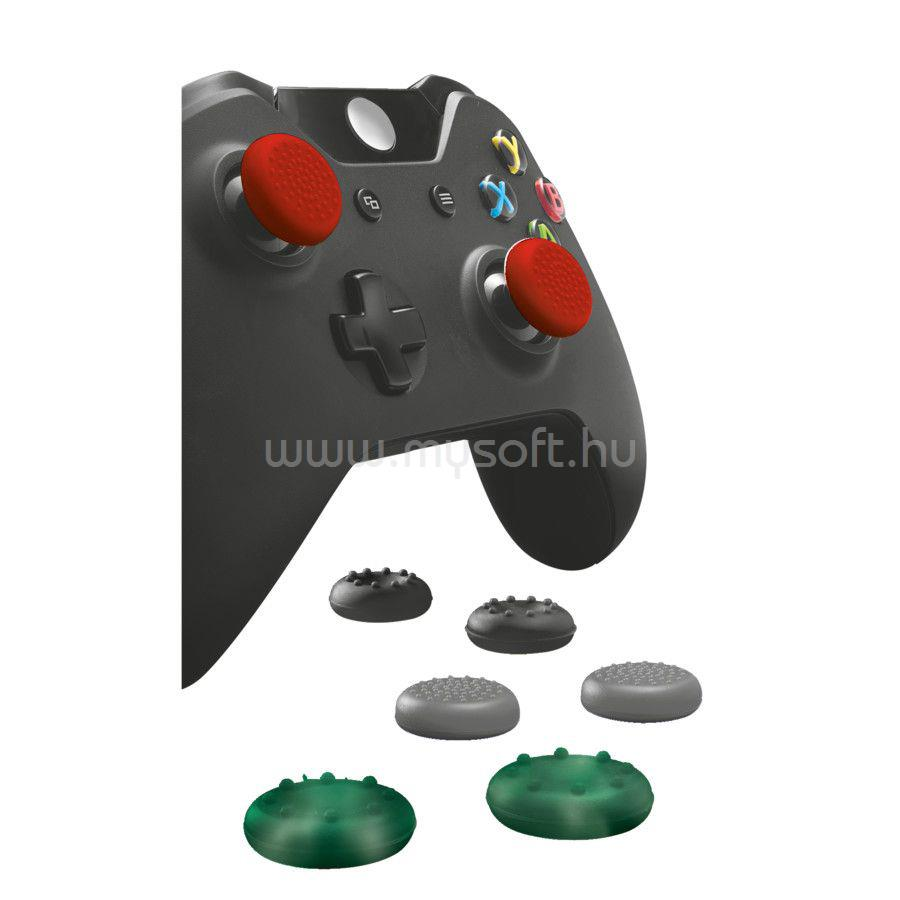 TRUST GXT 264 Thumb Grips 8-pack Xbox One controllerhez