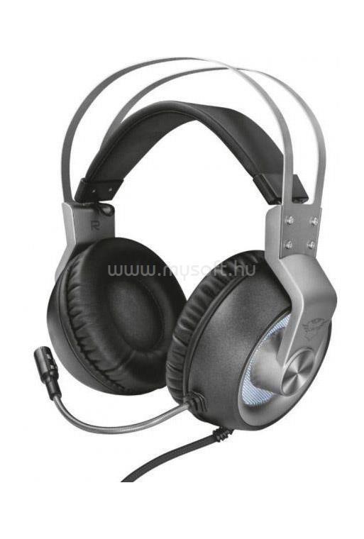 TRUST GXT 435 Ironn 7.1 gamer USB headset